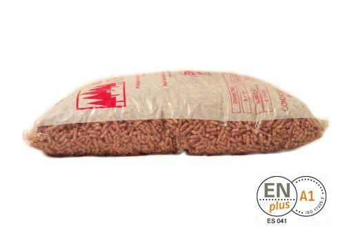 sacos de pellets en collado villalba